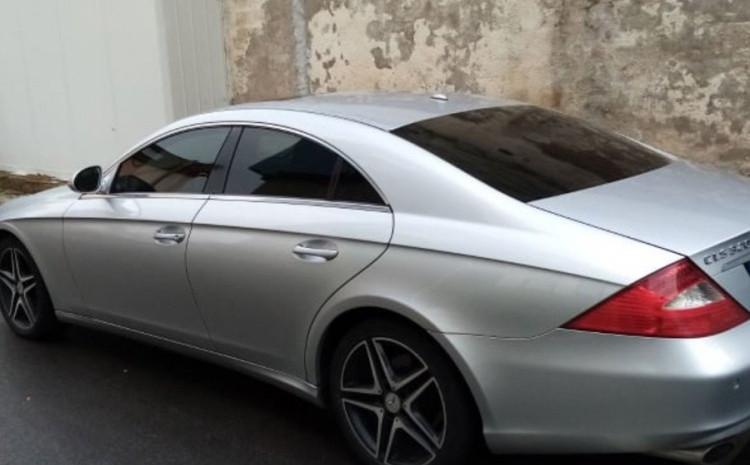 Jedan od oduzetih Mercedesa
