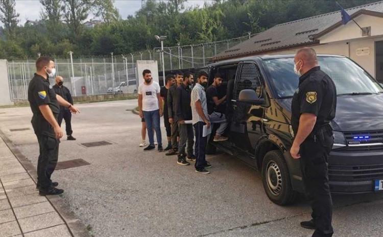 Služba za poslove sa strancima protjerala državljane Turske, Maroka, Alžira, i Pakistana