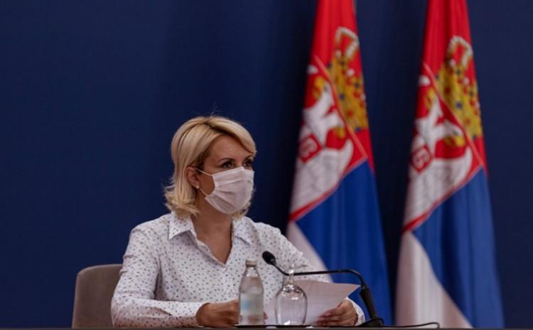 Kisić-Tepavčević: Virus se širi