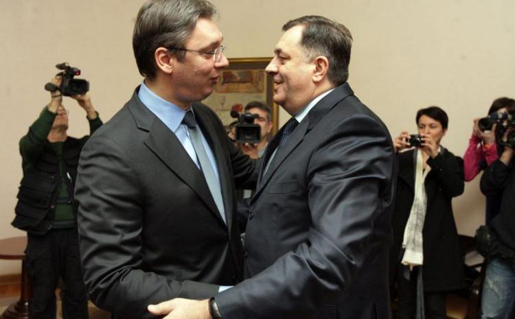 Dodik ponudio Vučiću da bude glavni trener Igokee