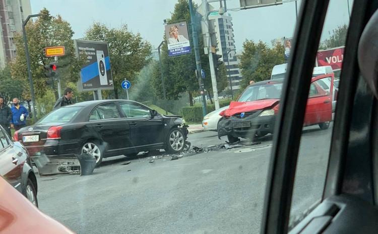 Saobraćajna nesreća na Otoci