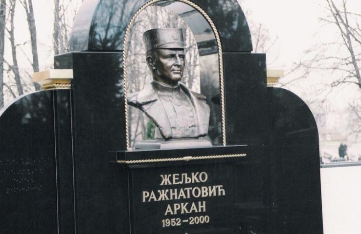 Ubijen 2000. godine, prije nego što mu je suđeno za ratne zločine