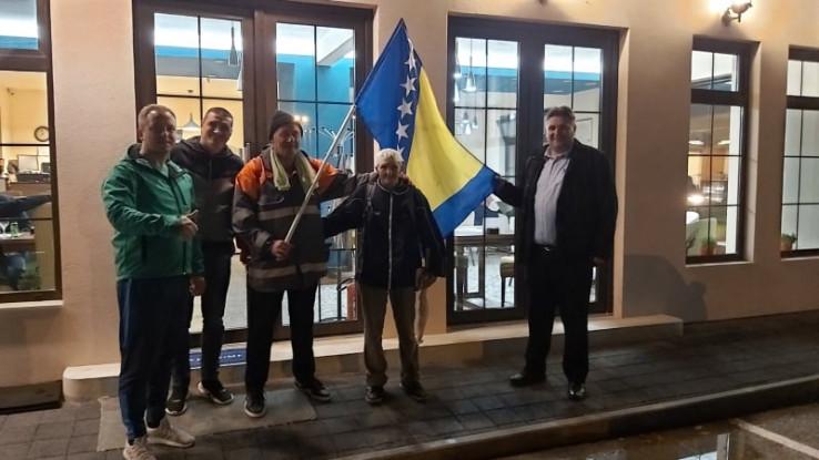 Đelilović i Mujkić večeras noće u Kiseljaku