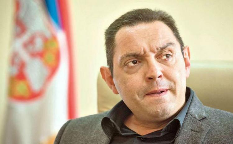 Vulin: Rekao da je Sindikatu sud stranaca bliži od suda svoje zemlje