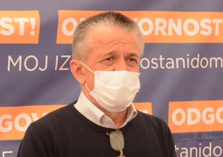 Dr. Kapetanović: Izrazito teška situacija