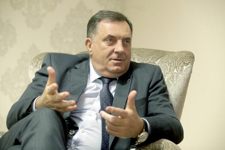 Dodik: Ko je sinonim za krađu