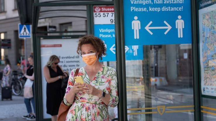 Šveđanima se preporučuje da ostanu kod kuće ako imaju bilo kakve simptome