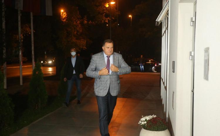 Milorad Dodik poručio da je poruka iz DNS-a jasna