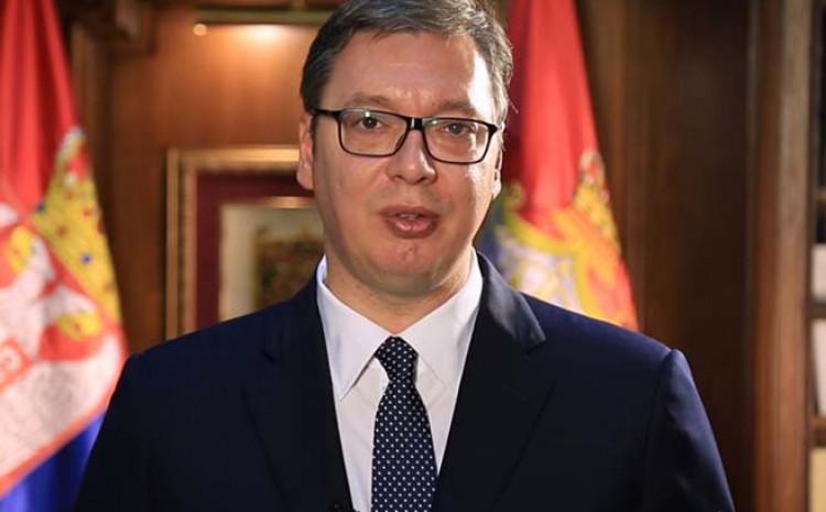 Vučić: Dobio priznanje