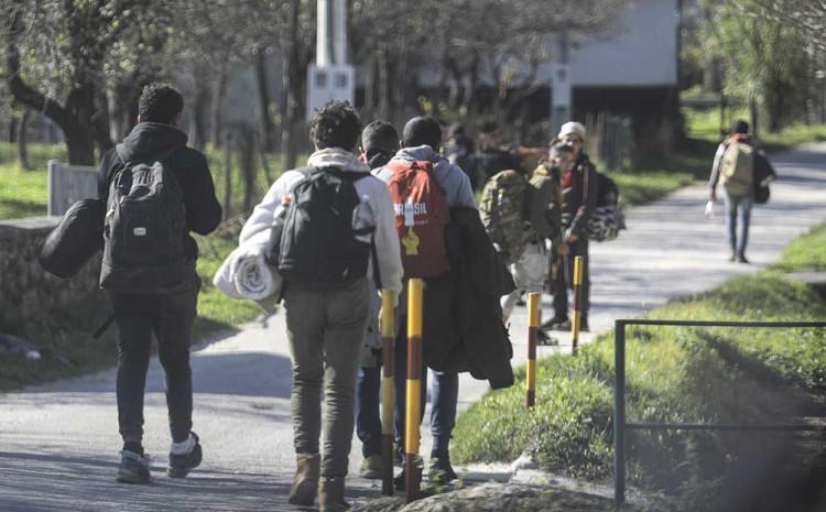 Ilegalni migranti su sigurnosni i humanitarni problem