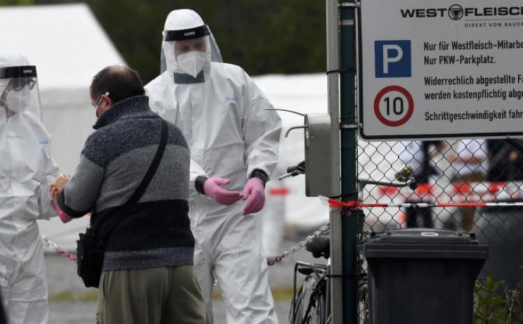 Njemačka: Broj zaraženih porastao na 373.167