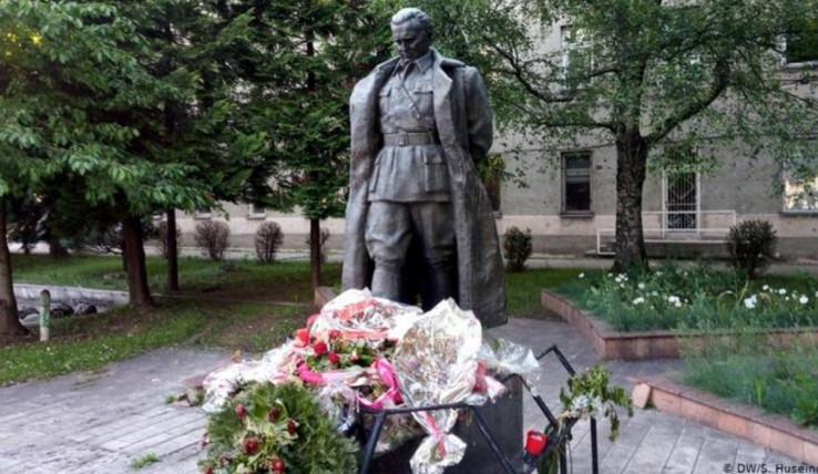 Spomenik Josipu Brozu Titu