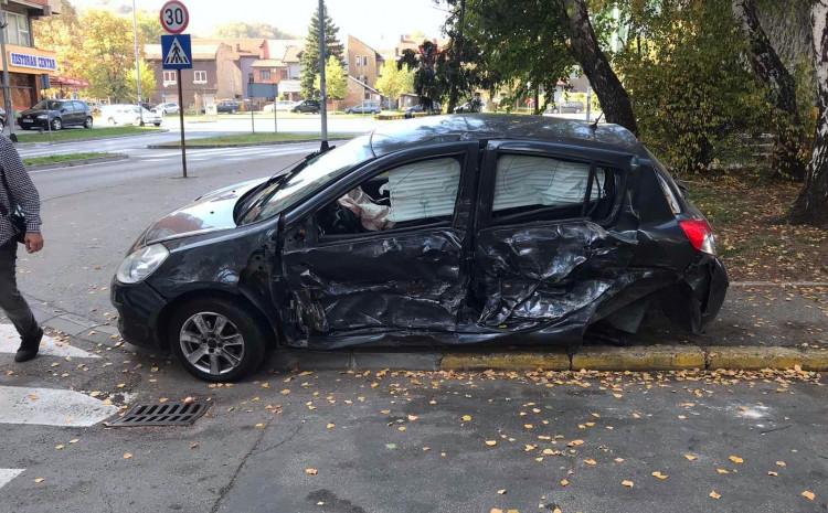 Renault u kojem je nastradala žena