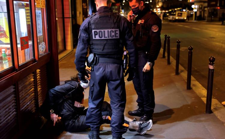 Policija likvidirala napadača