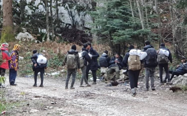 Migranti prijavili brutalne napade