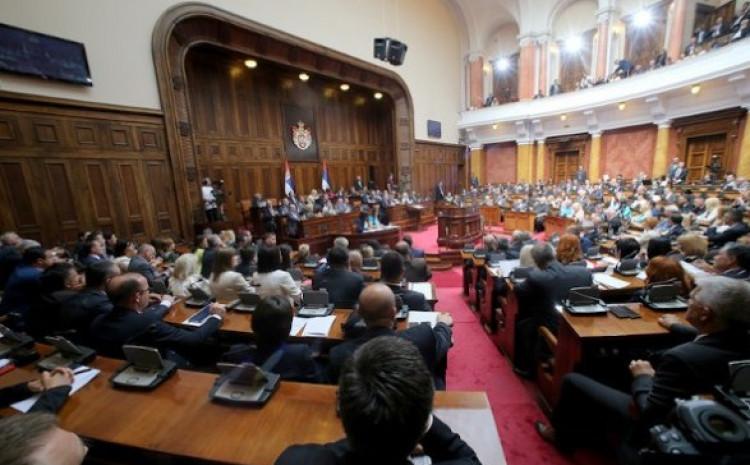 Poslanicima su na sjednici 3. avgusta potvrđeni mandati
