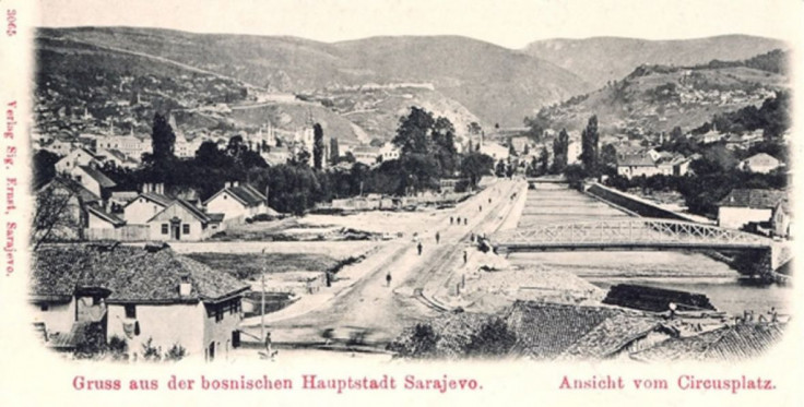 Najveći broj javnih kuća bio skoncentriran u naselju Skenderija