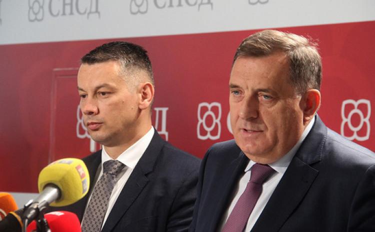Nešić i Dodik bez dogovora