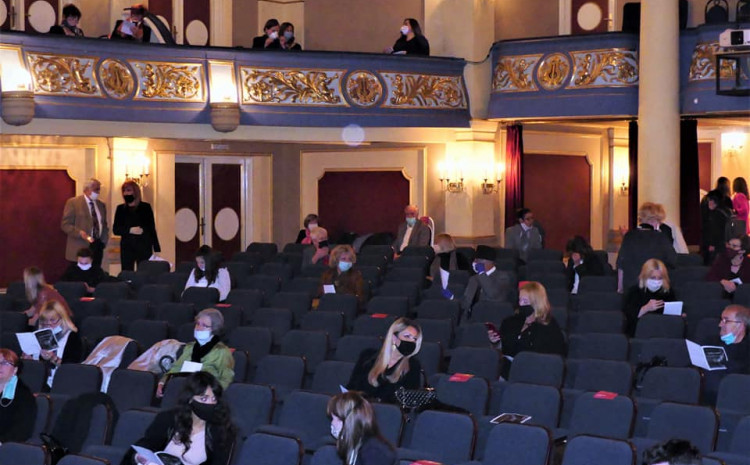 Dvorana Narodnog  pozorišta Sarajevo:  Poštuju se sve mjere zaštite