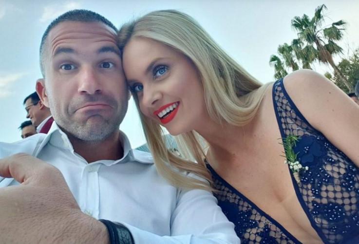 Marko i Dejana: Tri godine u braku