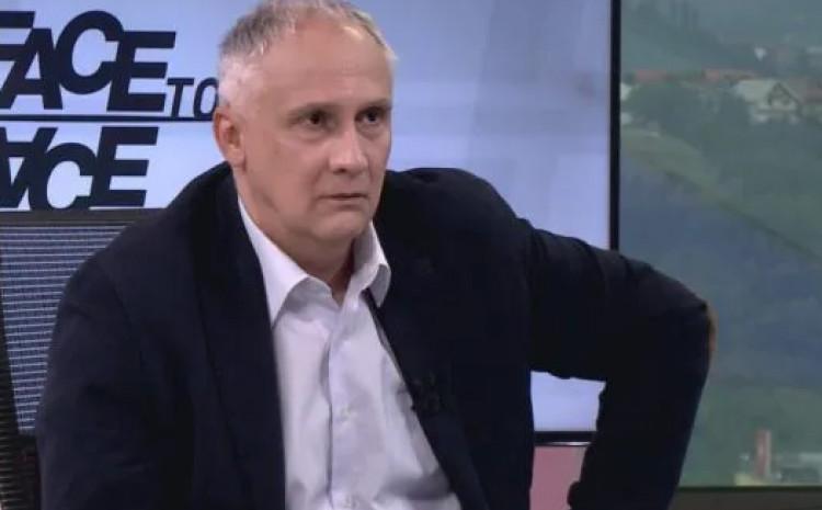 Dr. Haris Vranić, član Upravnog odbora Opće bolnice