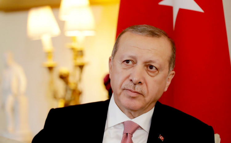 Erdoan se ne boji sankcija
