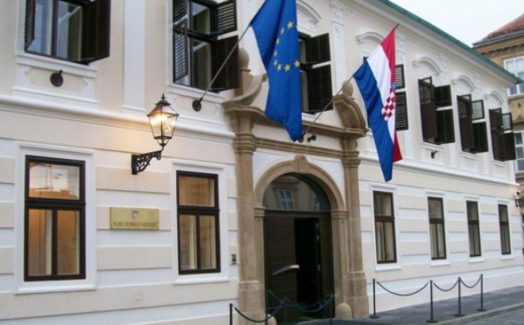 Korona ušla u hrvatsku Vladu