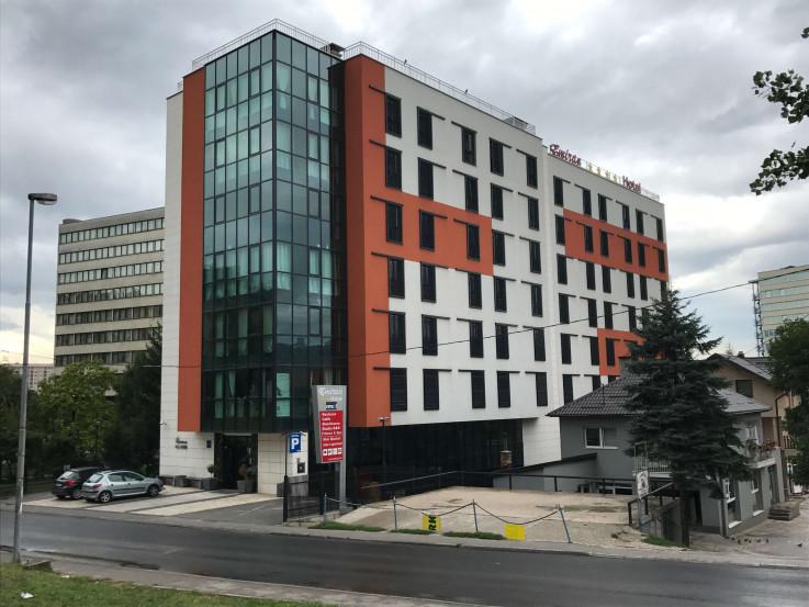 """Oduzeti hotel """"Emiran"""" u Sarajevu"""