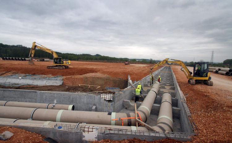 Za izgradnju Bloka 7 EPBiH podigla kredit od 614 miliona eura