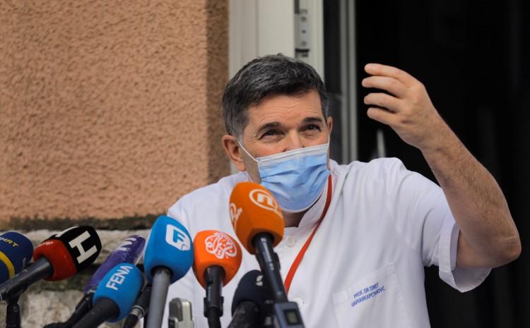 Gavrankapetanović: Korona koliko god je teška nije jača od mjera koje preduzimate