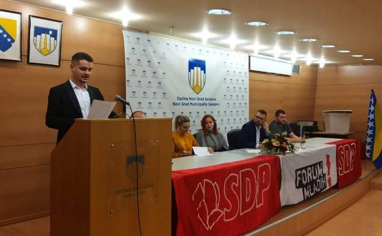 Forum mladih SDP-a Kantona Sarajevo, odlučio je podržati studentsku inicijativu