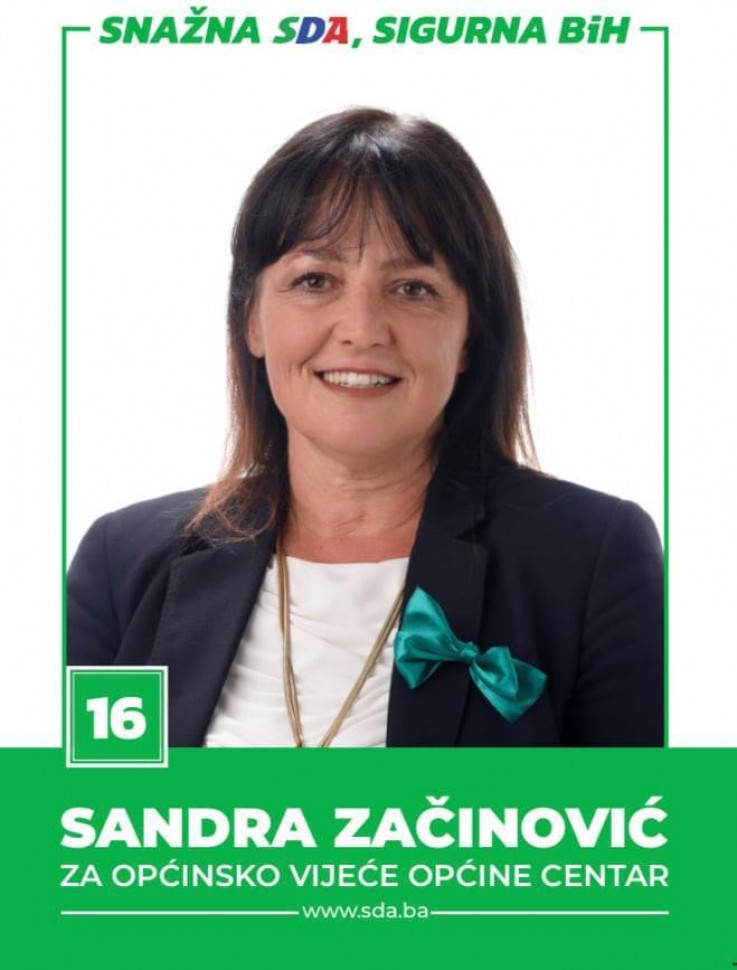 Sandra Začinović