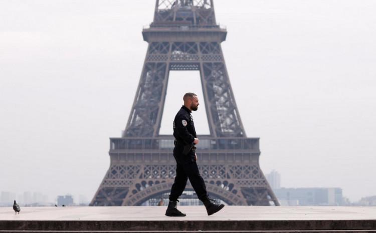 Francuska: Na petom mjestu u svijetu po broju zaraženih