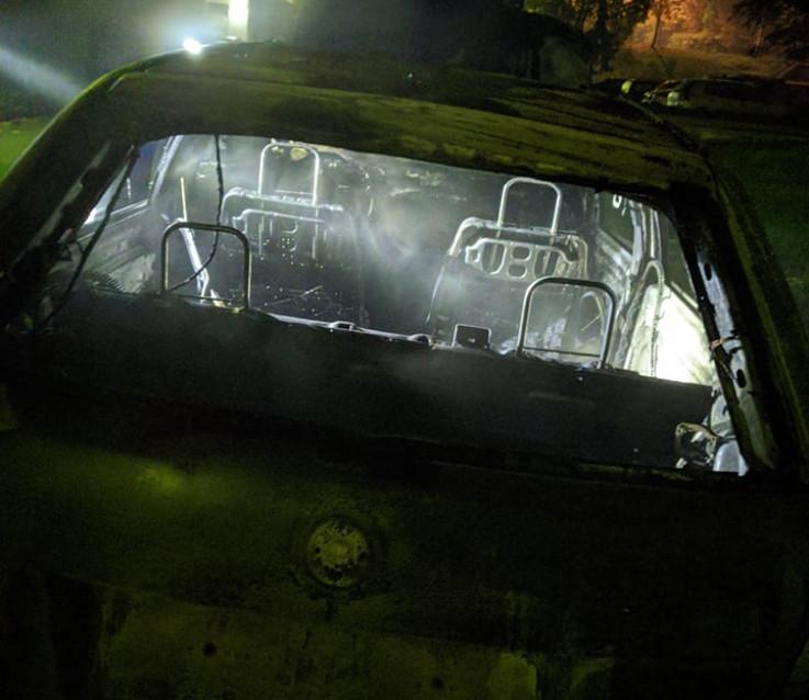Do požara došlo sinoć oko ponoći