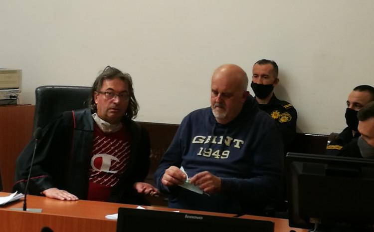 Mehmedbašić i Čehajić u sudnici