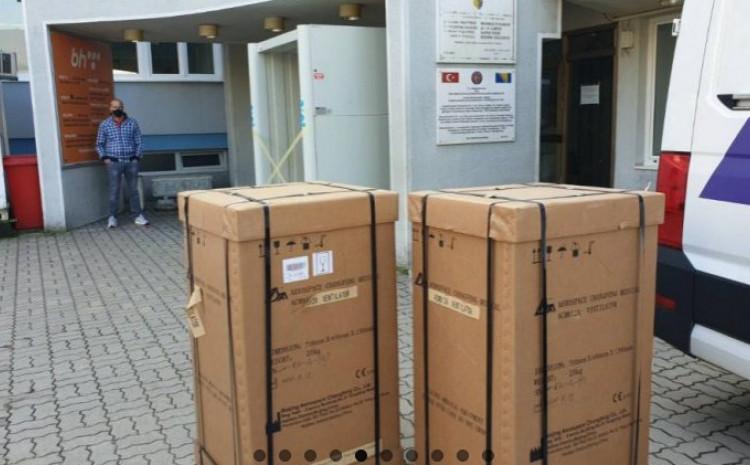 Respiratori koje je trebala dobiti Kantonalna bolnica Goražde