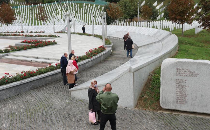 Snimanje 100 priča preživjelih svjedoka genocida