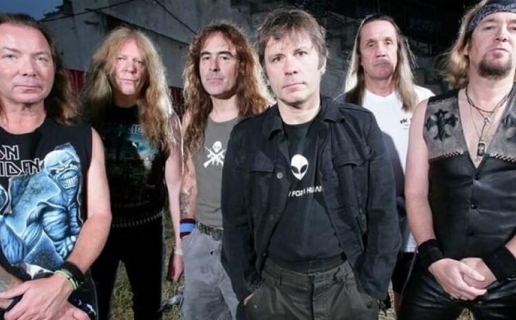 """""""Iron Maiden"""": Nastavlja turneju"""