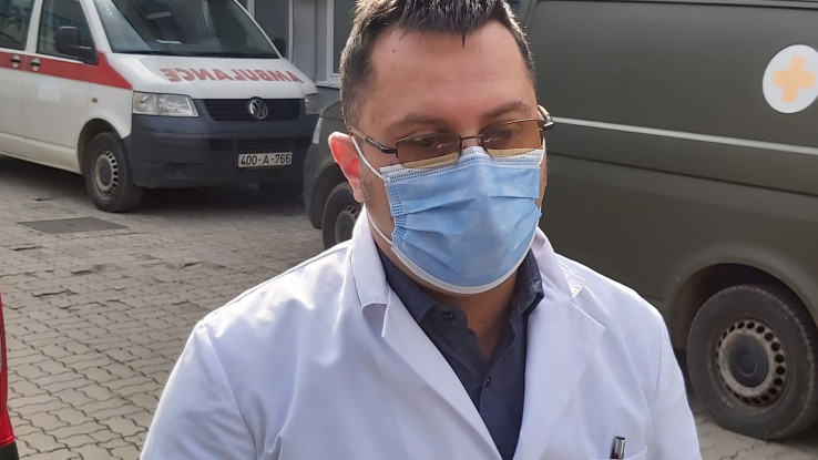 Dr. Čengić: Više zaraženih