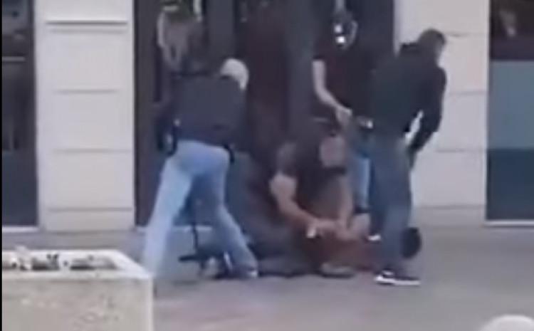 Snimak likvidacije napadača