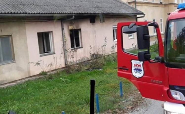 Sa intervencije vatrogasaca