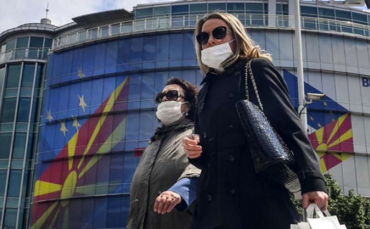 Najviše zaraženih u Skoplju
