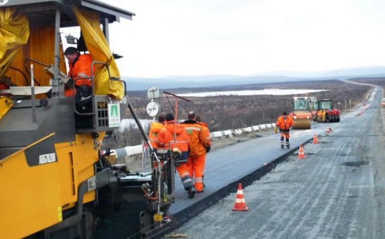 Radovi i na magistralnom putu Široki Brijeg-Mostar