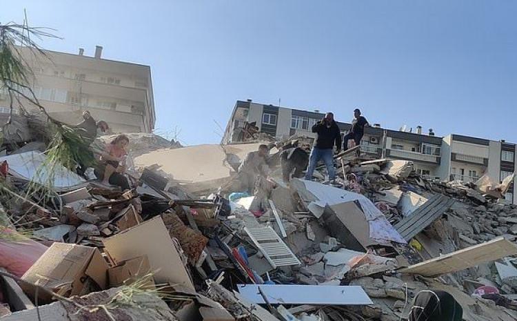 Zemljotres u Grčkoj i Turskoj