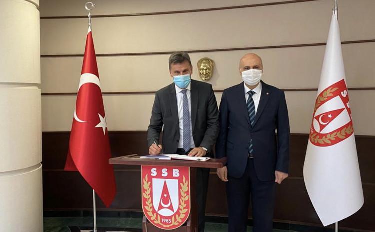 Novalić posjetio predsjedništvo odbrambene industrije Republike Turske