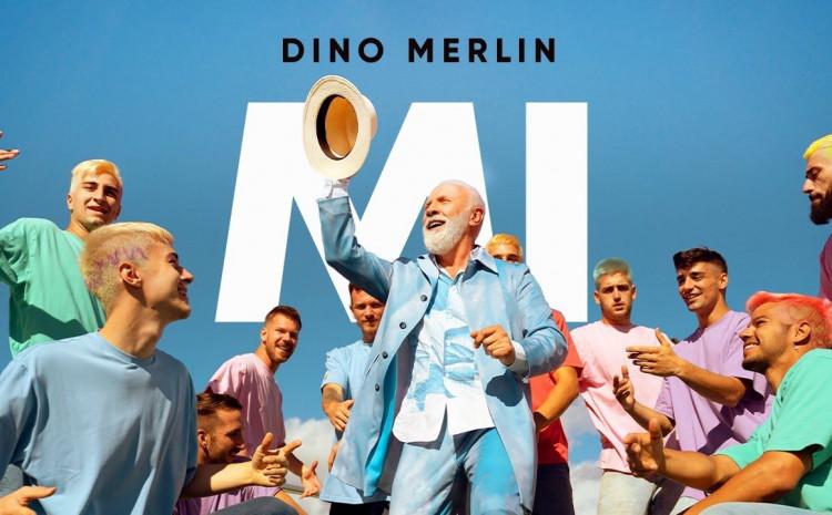 Nova pjesma Dine Merlina prva u trendingu, ruši rekorde slušanosti