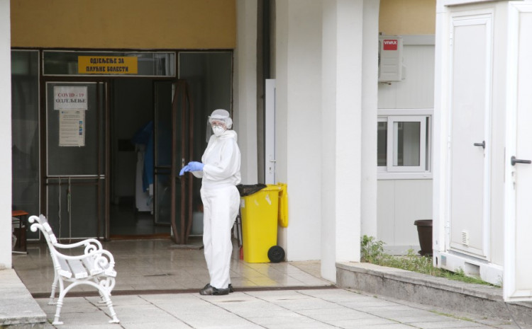 Covid bolnica u Trebinju