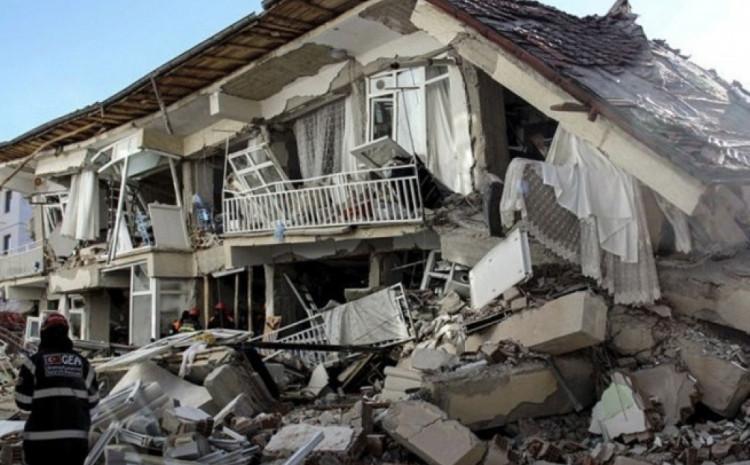 Drugi zemljotres u svega nekoliko sati