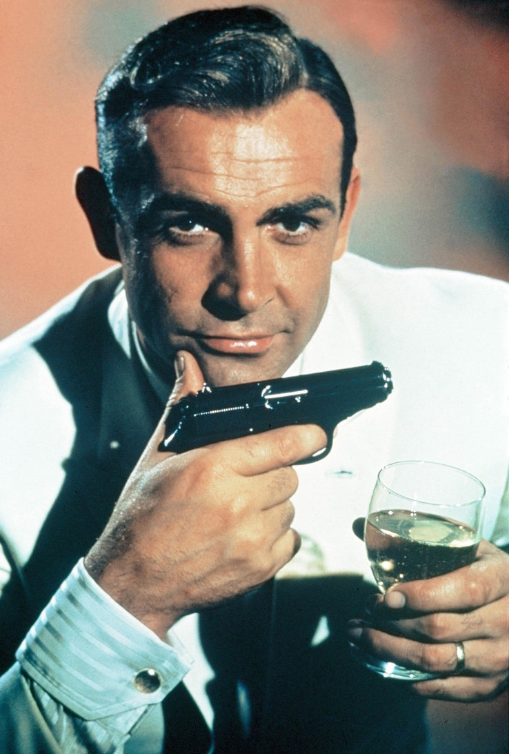 Volio je piti martini