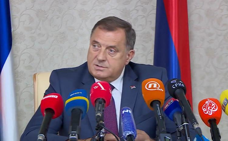 Dodik: Stari stavovi